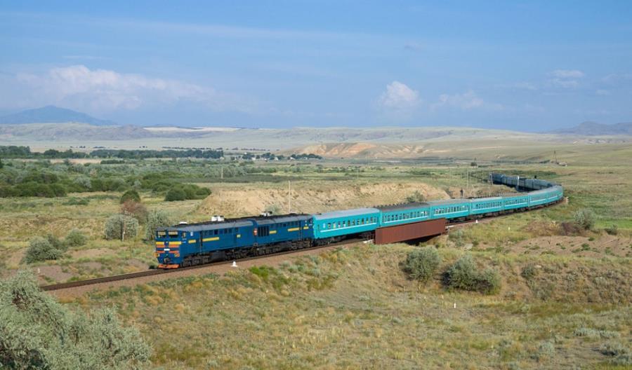 Kazachstan perspektywicznym rynkiem dla branży kolejowej