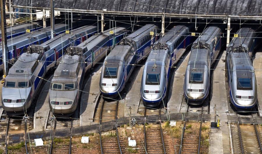 Francja: Zakład w Belfort uratowany. SNCF zamówi 15 pociągów TGV Duplex