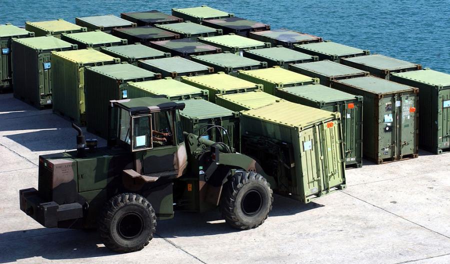Koleje tajskie i japońskie będą wozić małe kontenery
