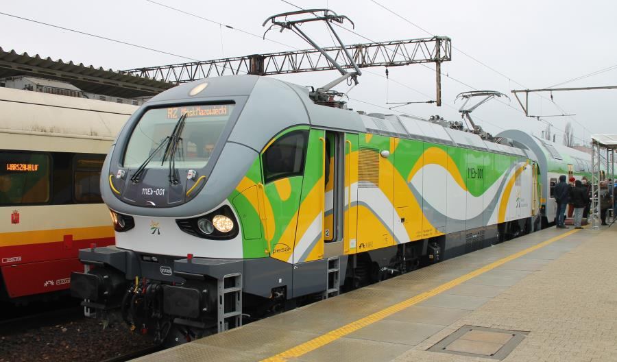 Koleje Mazowieckie: pociągi na ŚDM ze wzmocnioną załogą