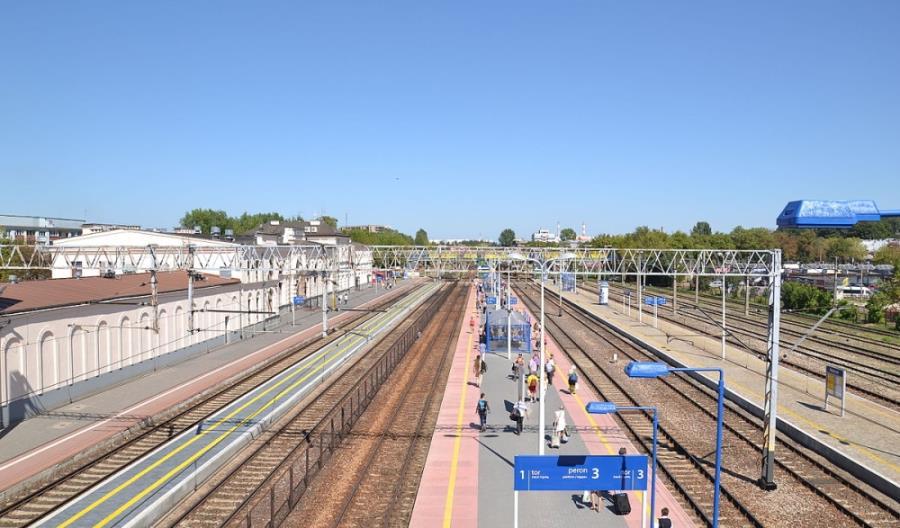 Kolejny odcinek Rail Baltica do zaprojektowania