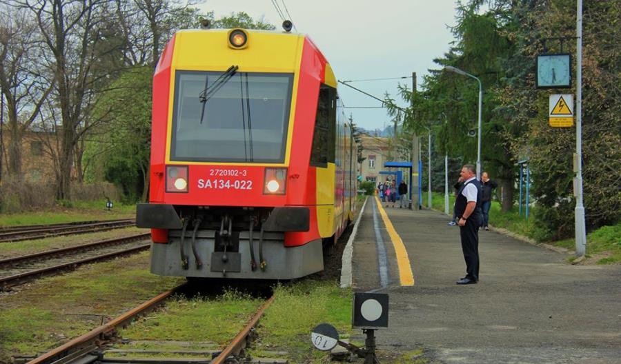 Jest szansa na weekendowe pociągi Kraków – Gorlice