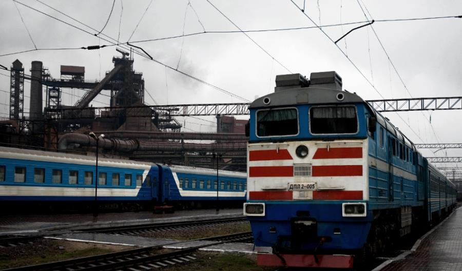 Korespondencja z Donbasu: pierwszy pociąg w Republikach