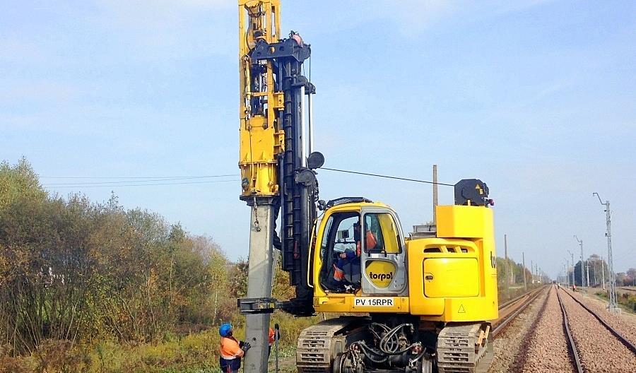 Torpol oczekuje na poprawę na rynku kolejowym