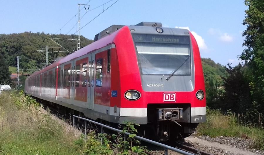Więcej pasażerów na kolei w Niemczech
