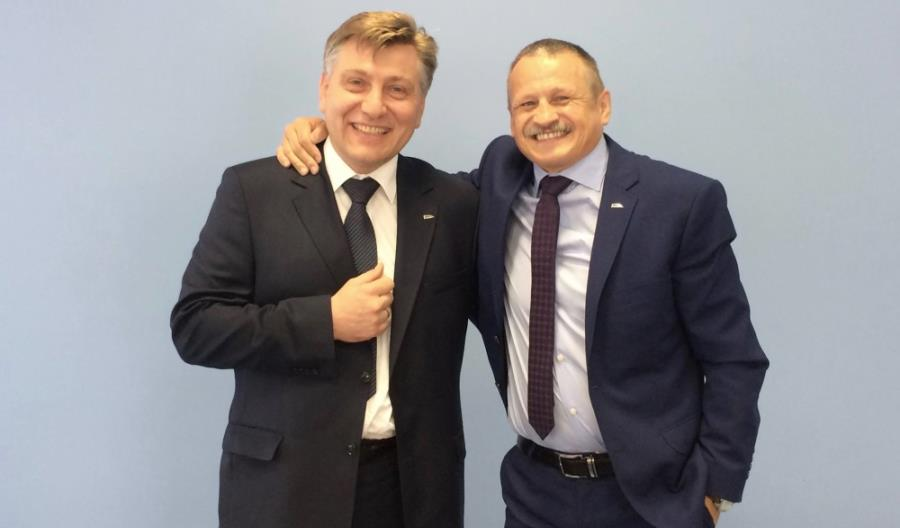 Oficjalnie: Robert Świechowicz nowym prezesem Pesy