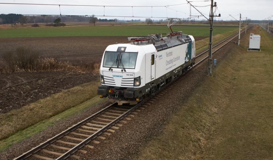 W Europie Siemens dostarczył już 500 Vectronów