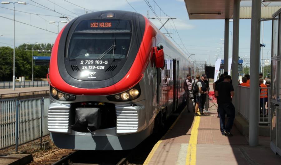 Pociągi do Spały pojadą najprawdopodobniej we wrześniu
