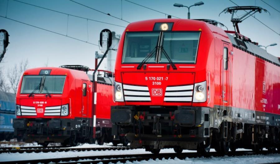 Siemens dostarczy sto Vectronów do DB Cargo?