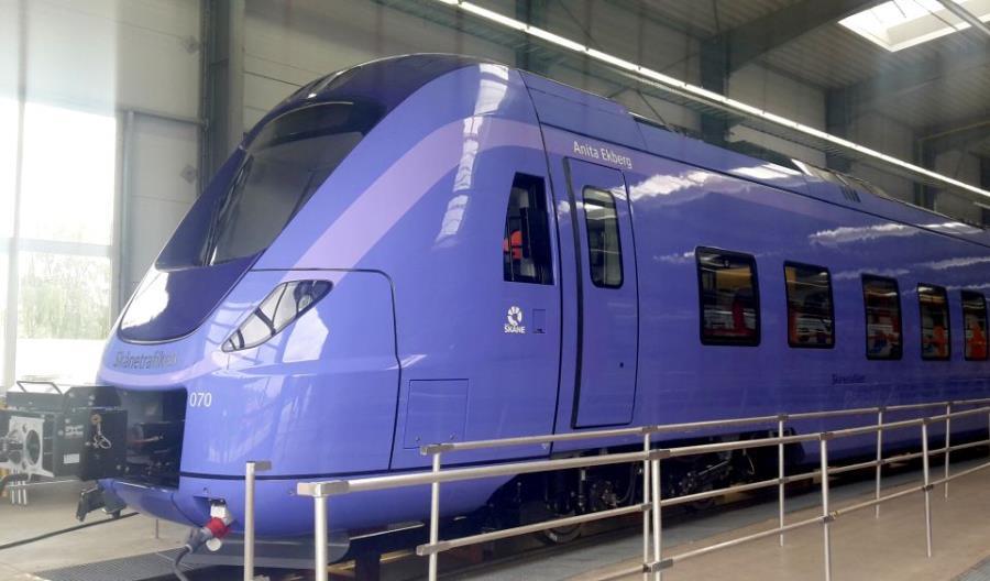 Alstom podpisał umowę na utrzymanie pociągów regionalnych w Szwecji przez 8 lat