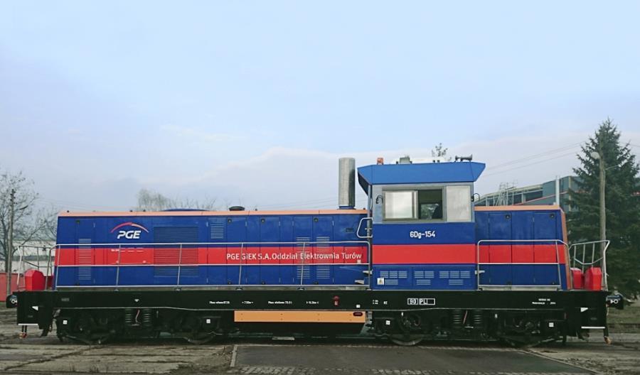 Tabor Dębica przebuduje lokomotywy dla PGE