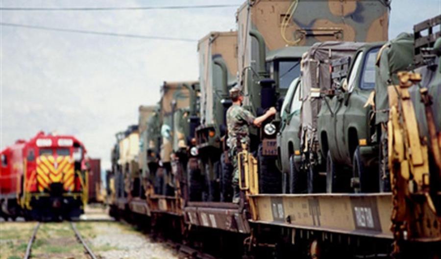Zapytanie PKP IC o wagony do przewozu żołnierzy bez sukcesu