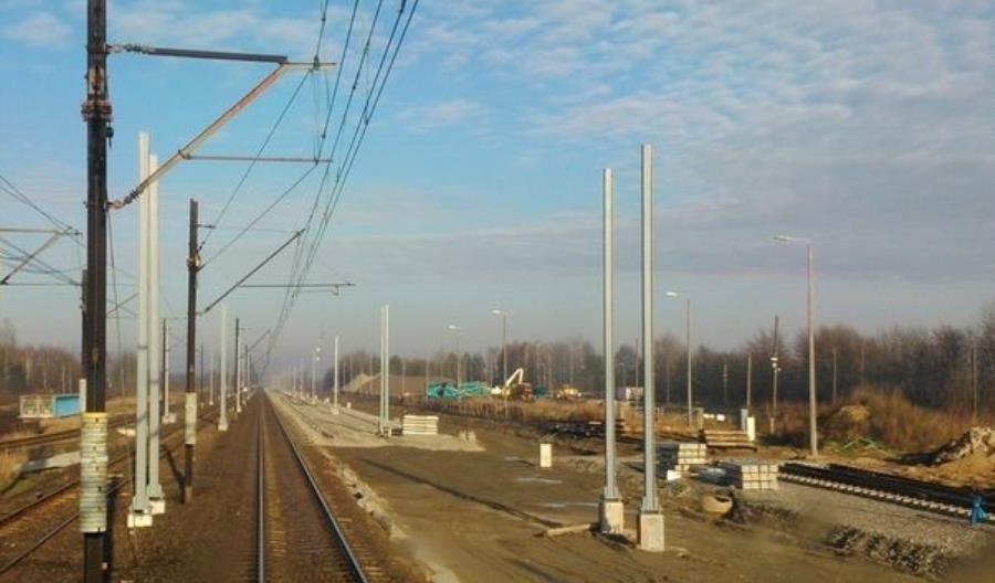 Stacja Idzikowice na 230 km/h. Za dwieście milionów złotych