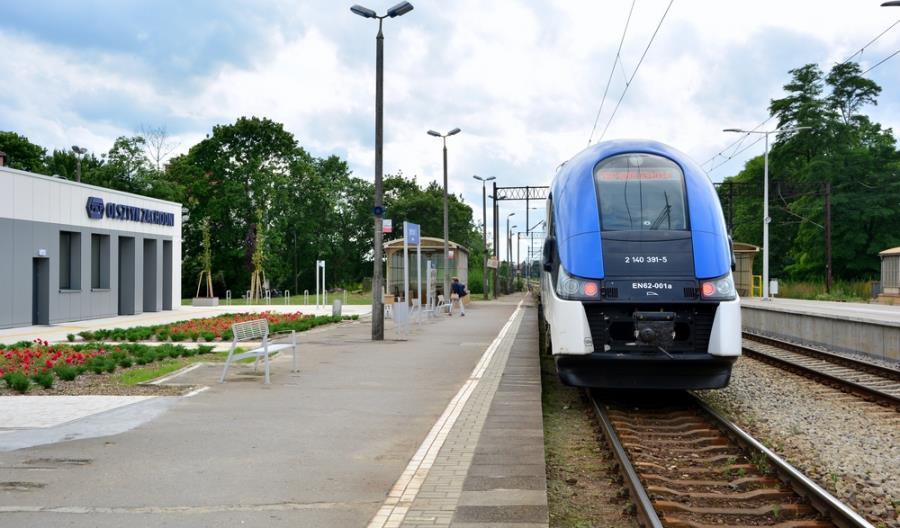 Merchel: Olsztyn za późno myśli o kolei aglomeracyjnej