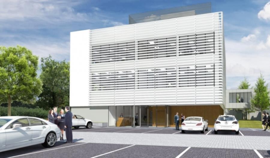 Nowa fabryka Medcomu i centrum szkoleniowo-laboratoryjne