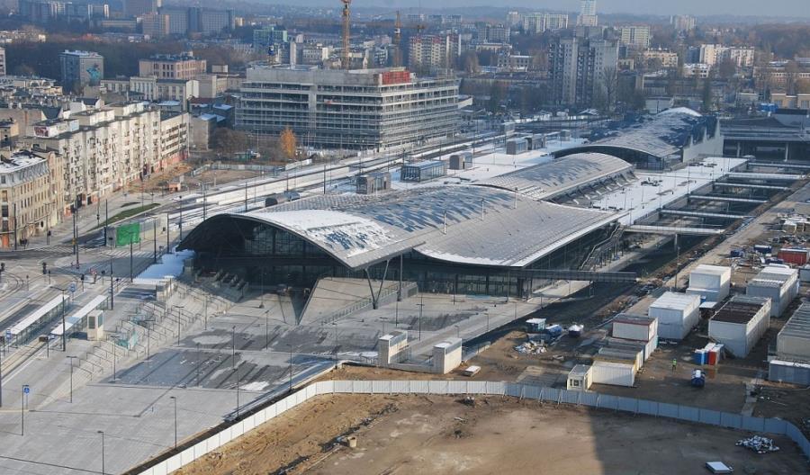 PKP PLK spokojna o realizację łódzkiego tunelu przez Energopol