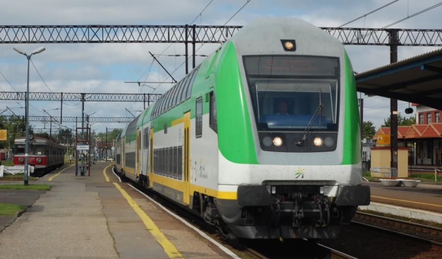 KM: W 2017 roku Pociąg Słoneczny przewiózł 111 tysięcy pasażerów