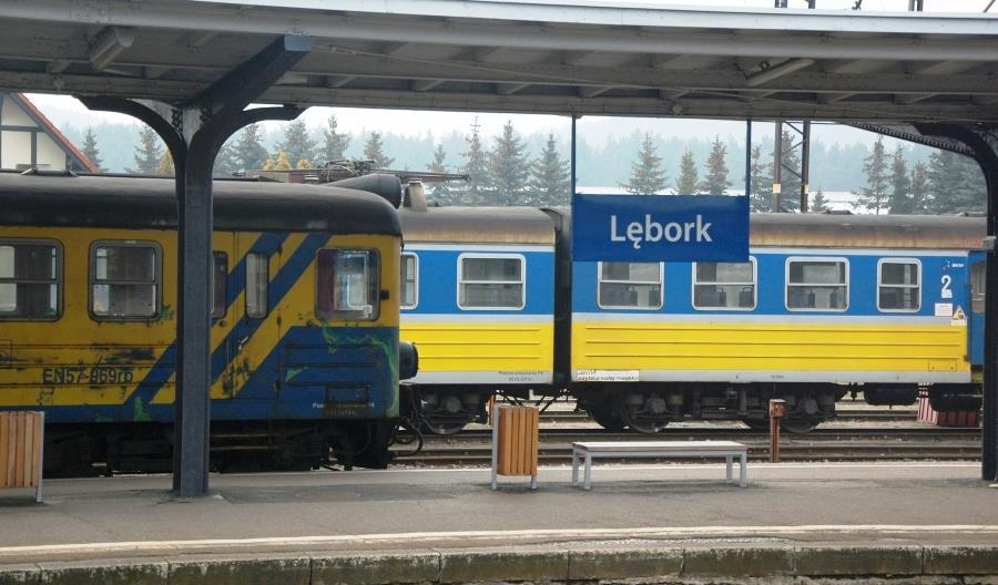 Lębork – Wejherowo: SKM-ką na bilecie PR, a na odwrót nie [aktualizacja]