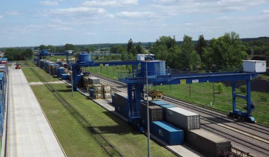 Jest umowa na projekt przebudowy Rejonu Przeładunkowego Małaszewicze