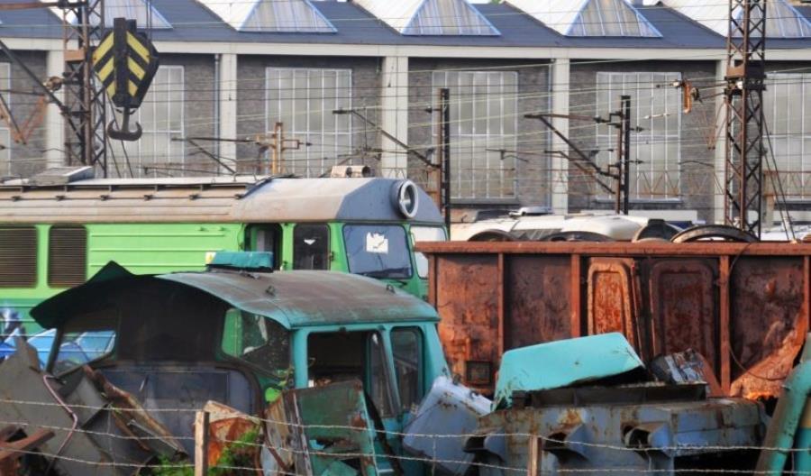 PKP Cargo skreśliło kolejne półtorej setki lokomotyw