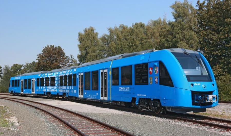 Alstom z umową na 14 pociągów iLint na wodór