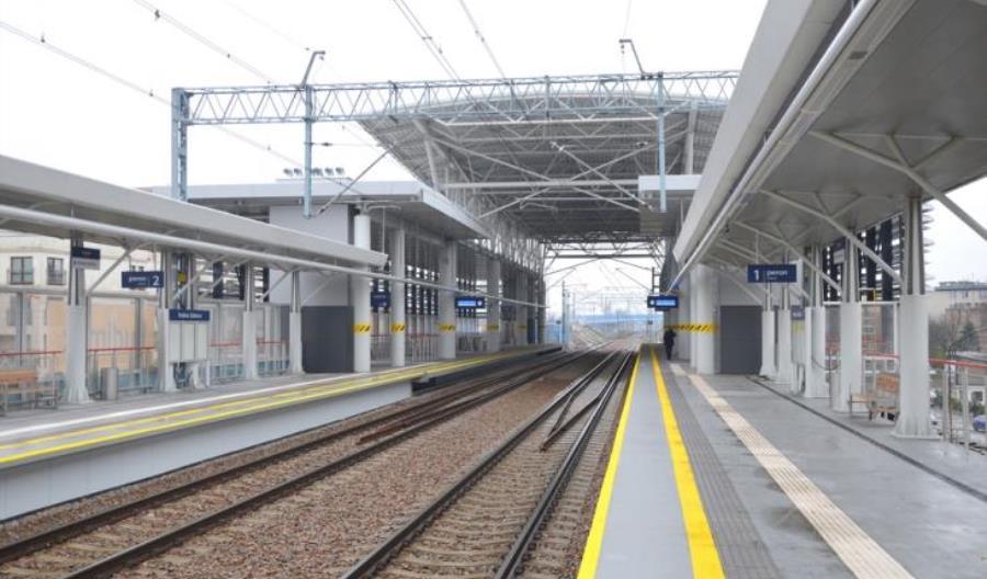 Kontrowersje wokół krakowskiej łącznicy. Nowy peron czeka przebudowa