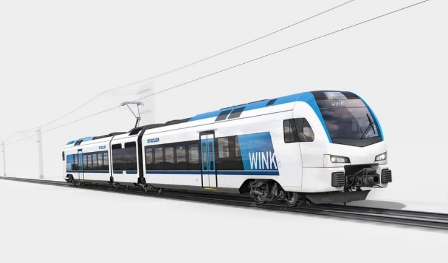 Stadler wprowadza nowy typ pojazdu WINK. Pierwszym klientem holenderska Arriva