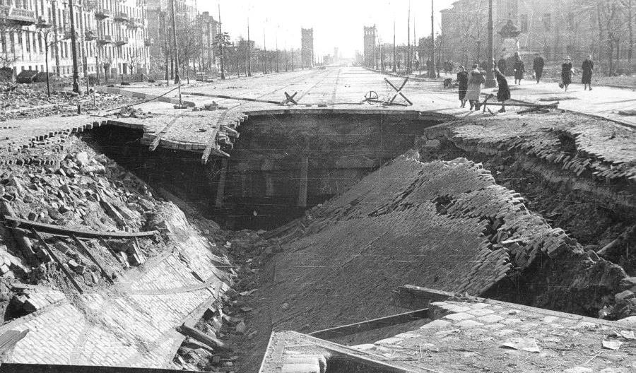 Jaką infrastrukturę kolejową odziedziczyła Polska po II wojnie światowej?