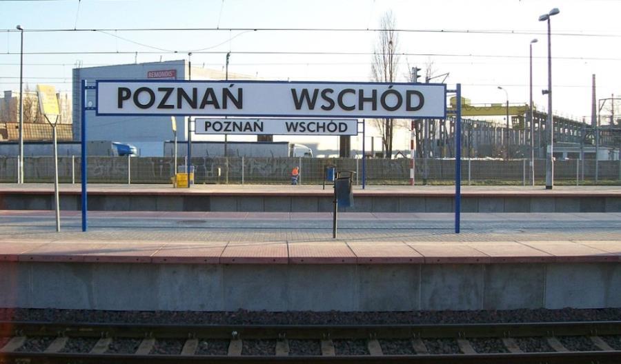 PKP IC: Mniej postojów w Poznaniu-Wschodzie