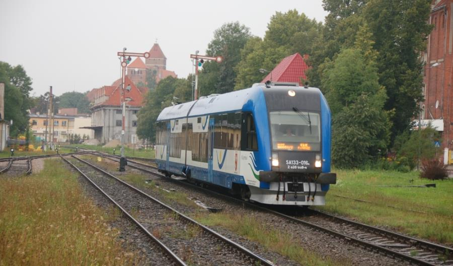 Polska Wschodnia: Bez większych zmian w rozkładzie PolRegio