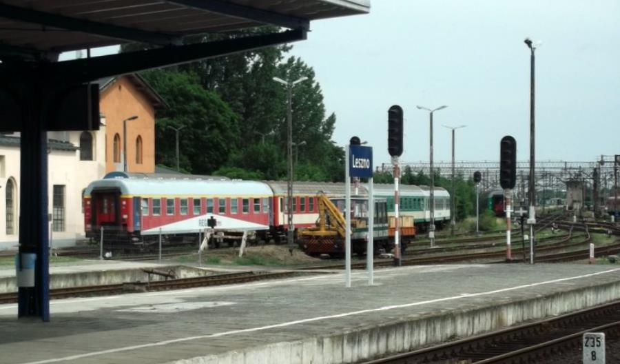 PKP PLK: Raport z inwestycji CEF wokół Poznania