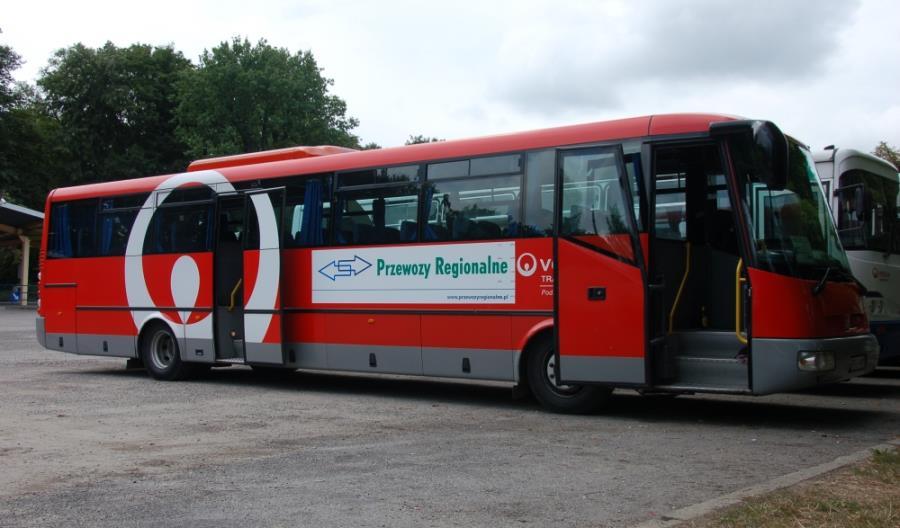 Autobusy pojadą za pociągi na wielu liniach w Małopolsce