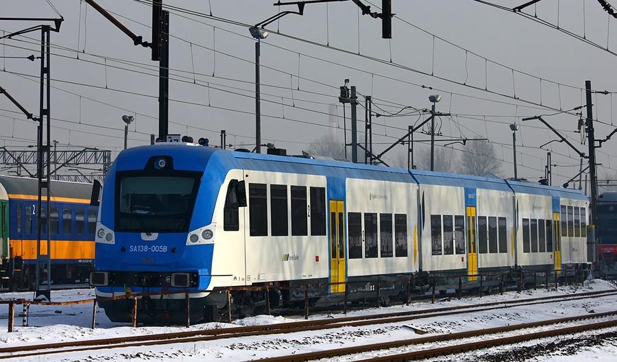 Koleje Śląskie i Koleje Dolnośląskie wymienią się pociągami