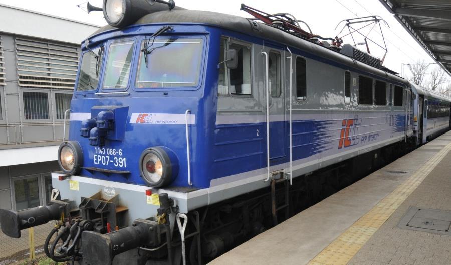 Lokomotywa PKP Intercity bez maszynisty przejechała 14 kilometrów [aktualizacja]