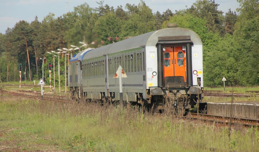 Trudny powrót kolei pasażerskiej do Zamościa