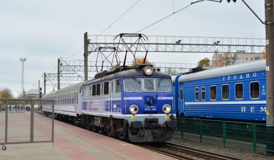 Jest szansa na kolejny pociąg PKP Intercity do Grodna