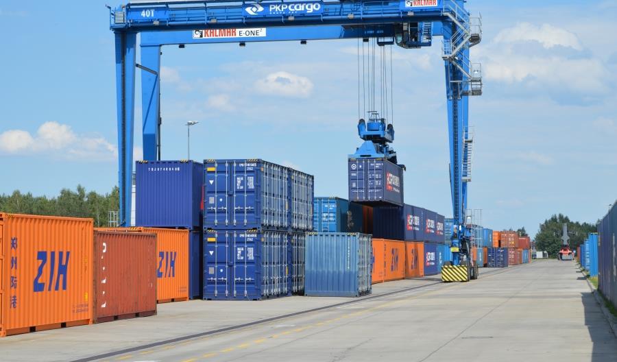 Grupa PKP Cargo ubiega się o dofinansowanie projektów intermodalnych
