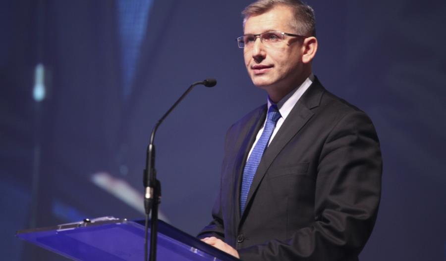 Prezes NIK Krzysztof Kwiatkowski na Forum Bezpieczeństwa Kolejowego