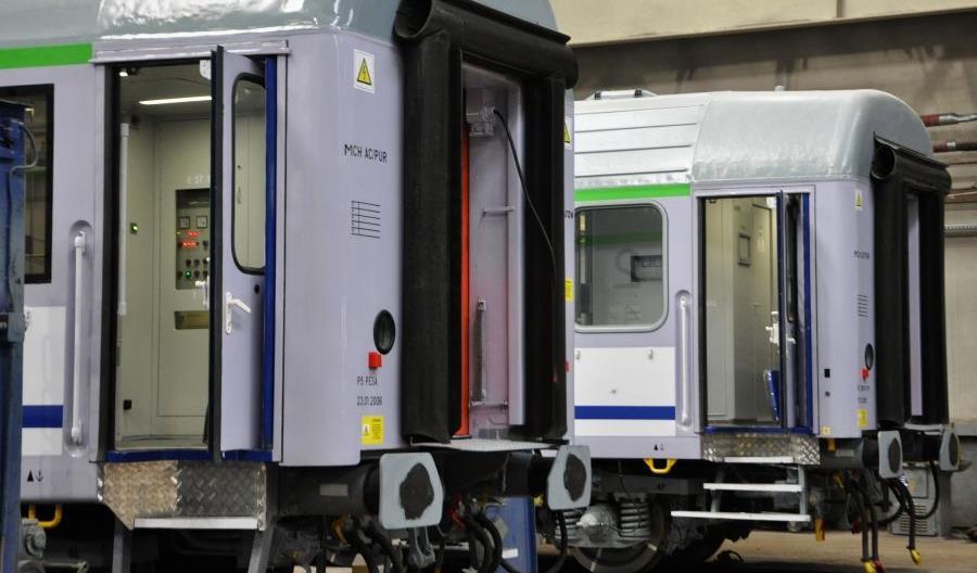 PKP Intercity też wygrało konkurs CUPT. Miliard złotych na tabor i stacje postojowe