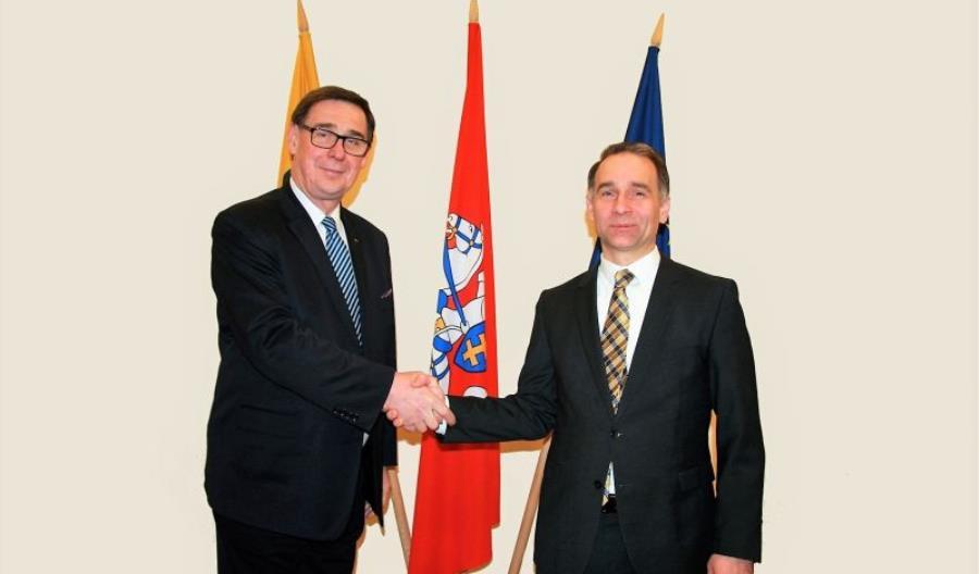 Przywrócenie regularnego ruchu między Polską a Litwą priorytetem