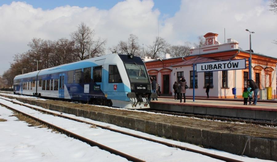 80 mln zł na odcinek Lubartów – Parczew. Zamiast 100 będzie 120 km/h