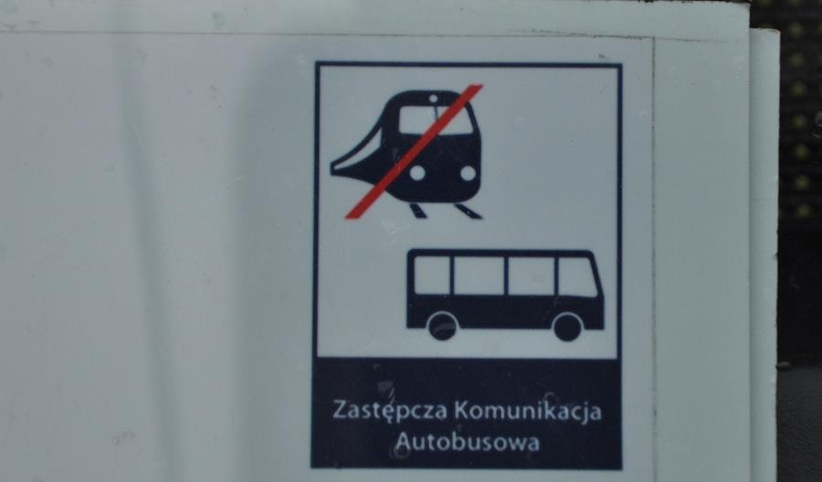 Modernizacja linii Ełk – Olsztyn i Malbork – Grudziądz. Zamiast pociągów autobusy
