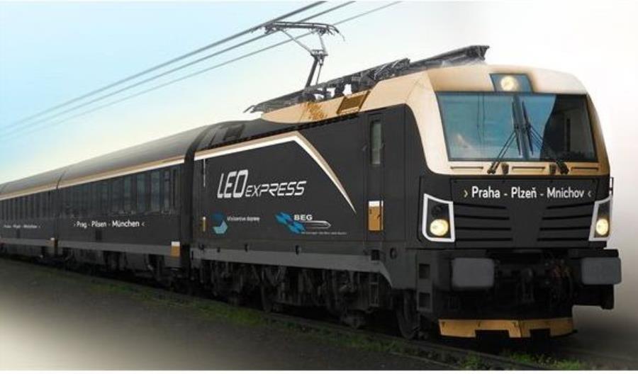 Leo Express złożył wnioski o nowe trasy z Pragi do Berlina, Wiednia i Wrocławia