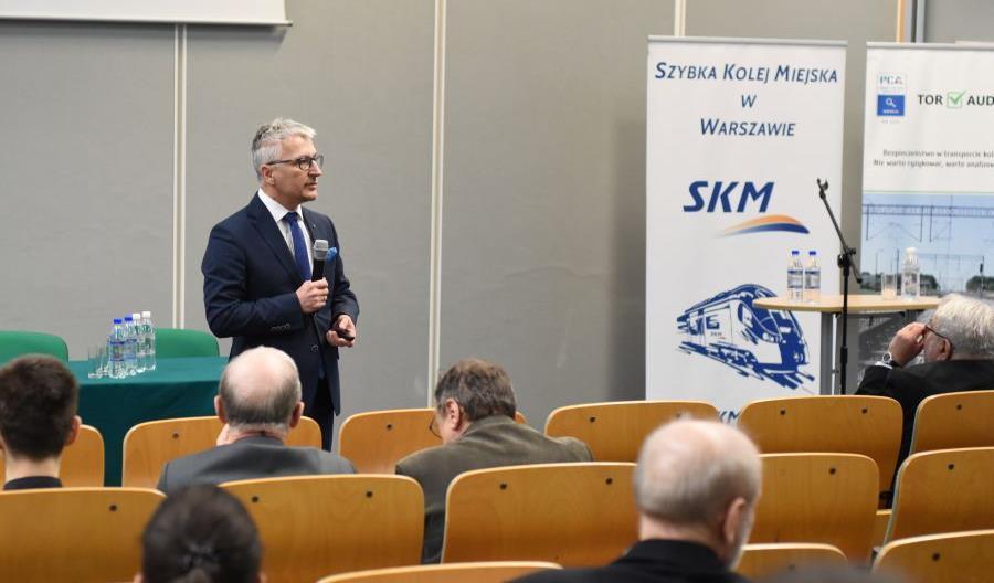 Prezes UTK: Musimy lepiej technicznie zabezpieczać przejazdy. Wypadków jest za dużo