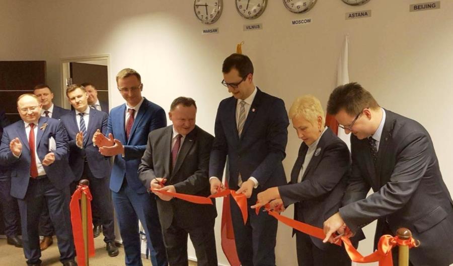 Koleje Litewskie otworzyły przedstawicielstwo w Polsce