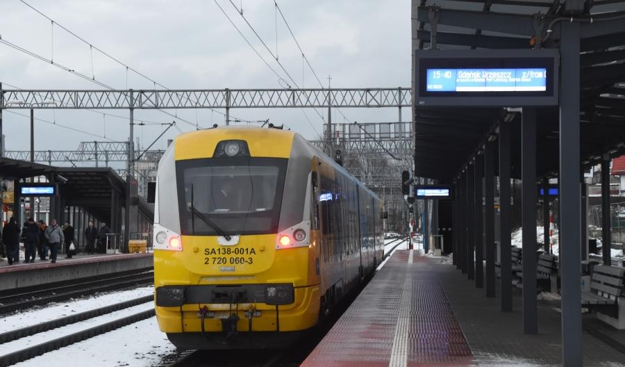 SKM Trójmiasto z miastem Gdynia poszuka miejsca na nowe przystanki kolejowe