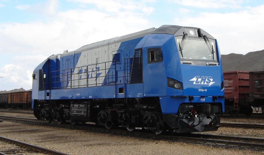 Modernizowane przez Newag lokomotywy szybciej dotrą do PKP LHS