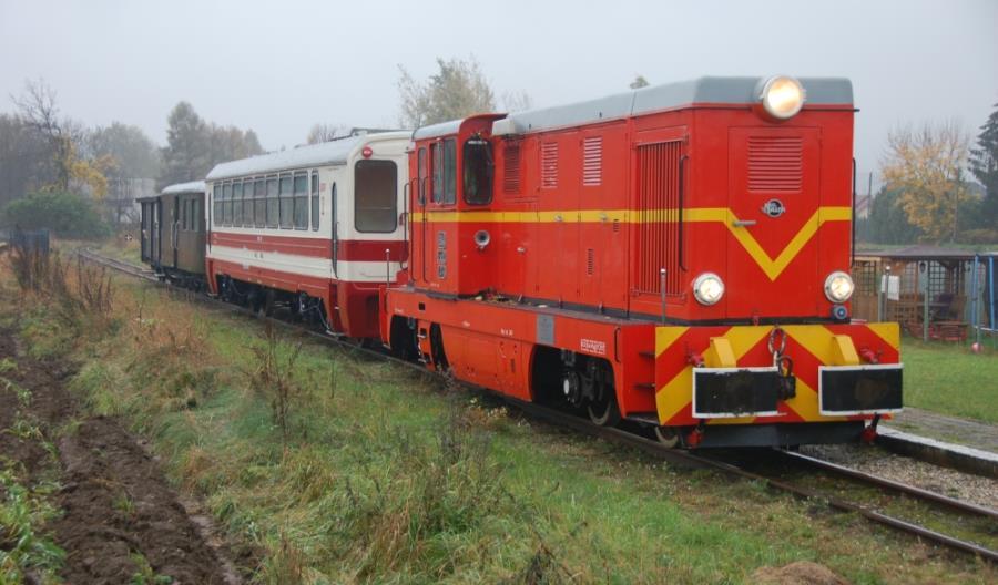 Regionalnym przez media: Wieści z bocznych torów i otoczenia kolei