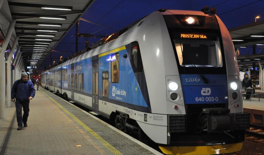 Koleje Czeskie kupią 50 elektrycznych zespołów trakcyjnych