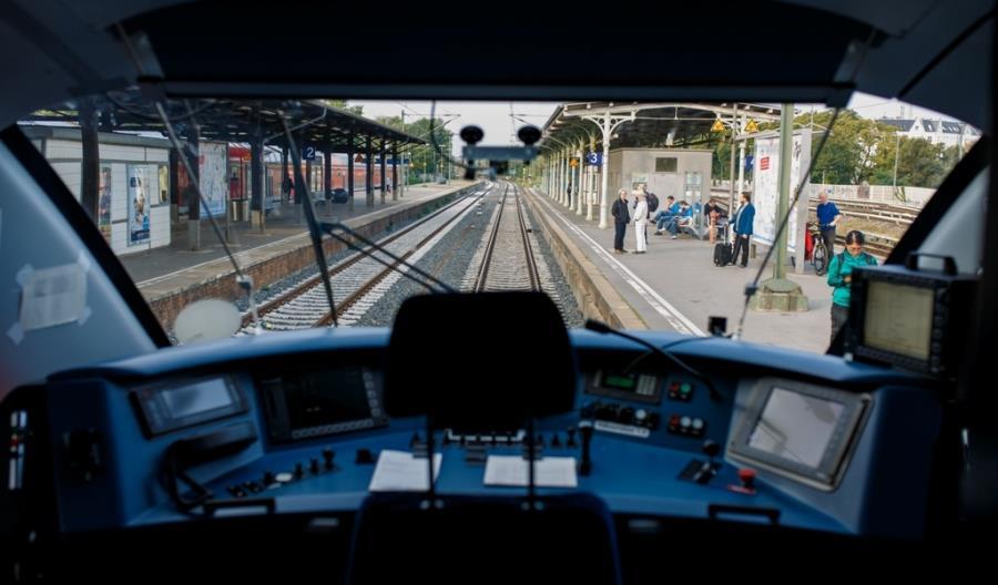 Siemens wdraża ETCS na Węgrzech